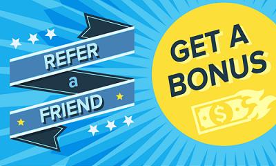 $50.00 Referral Bonus Program